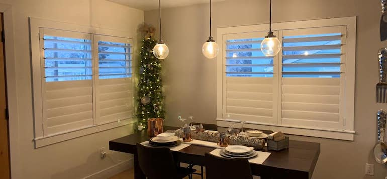 Making sure that your lighting fixture is right for your space should be on your holiday improvement list.
