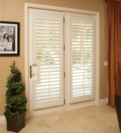 The best window treatments in orlando for back doors for French back doors