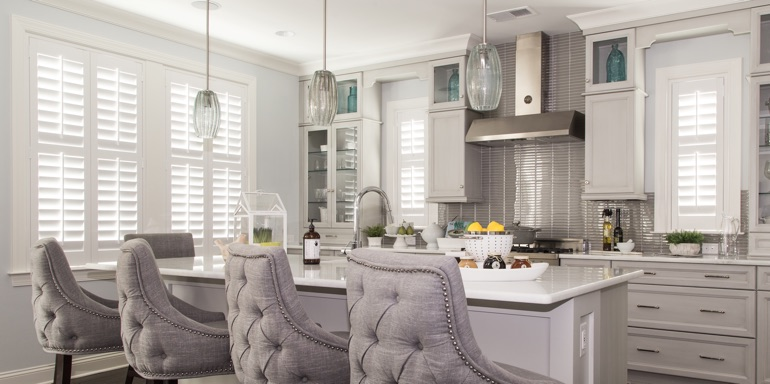 Orlando kitchen shutters