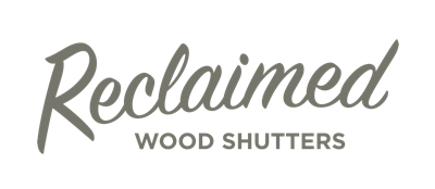 Orlando reclaimed wood shutters