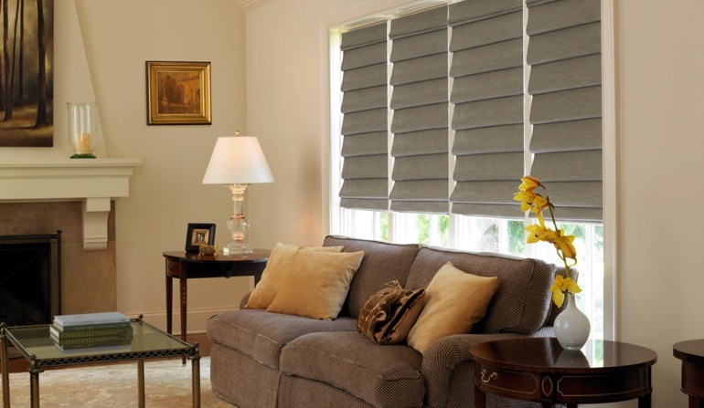 Roman Shades In Orlando, FL