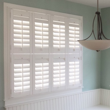What Are The Different Types of Interior Shutters?   Sunburst ...