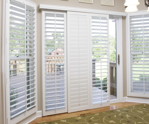 FL patio door shutters