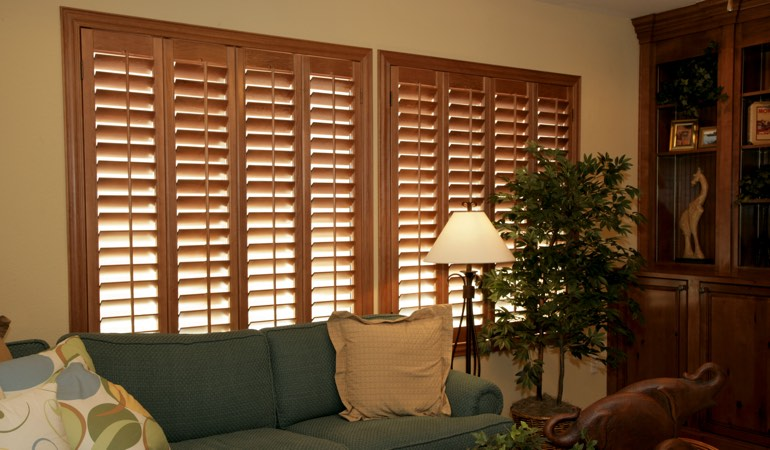 How To Clean Wood Shutters In Orlando, FL