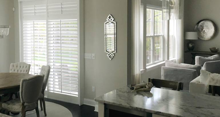Orlando kitchen sliding door shutters