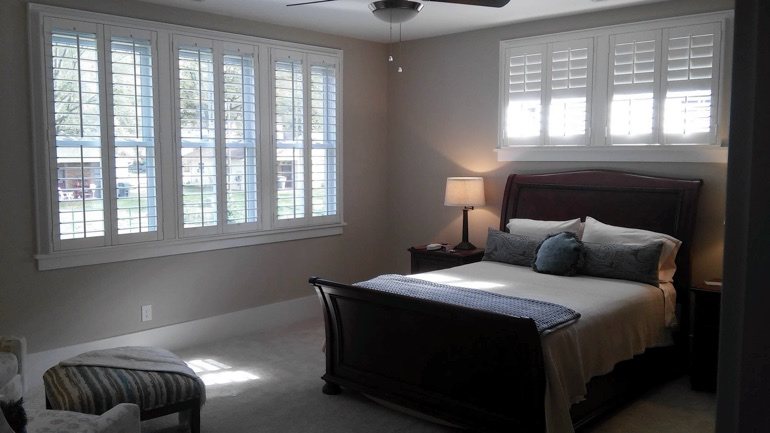 "Sunburst Shutters Orlando Shares ""Share Your Shutters"" Winner Image"