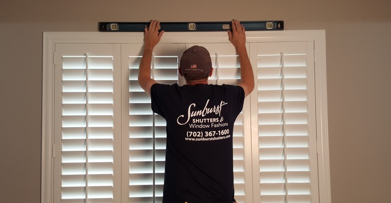 Orlando window shutter measurement