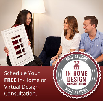 Schedule a shutter consultation in Orlando