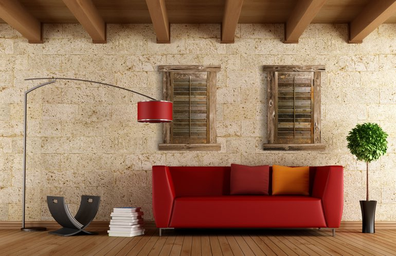 Newest Window Treatment Trends In Orlando: Reclaimed Wood Shutters